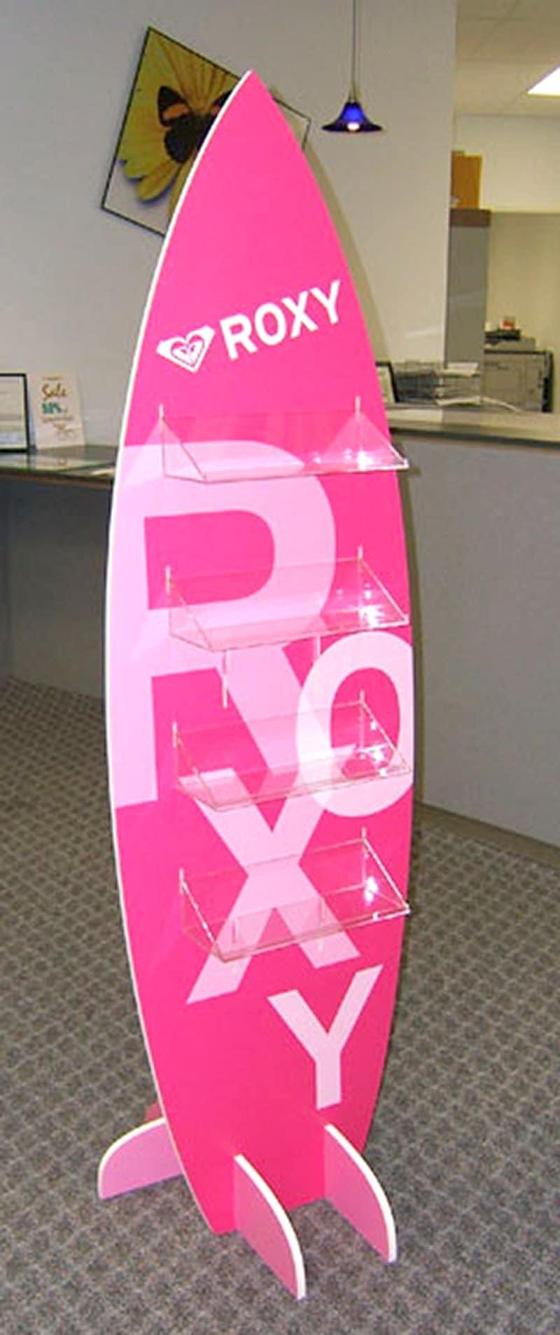 roxy surfboard