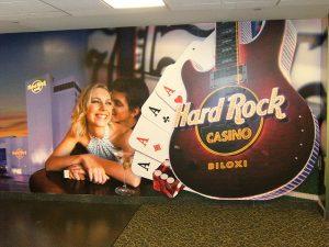 Mural - Hard Rock Casino Biloxi
