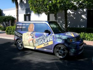 car wrap for business