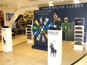 polo custom retail installation