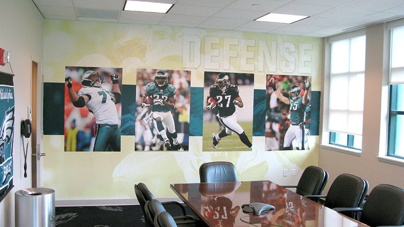 Sports Graphics - Philadelphia Eagles