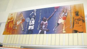 Syracuse University National Championship Stadium Banner