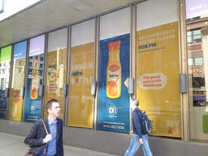 Retail Window Signage