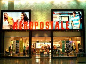 illuminated retail signs