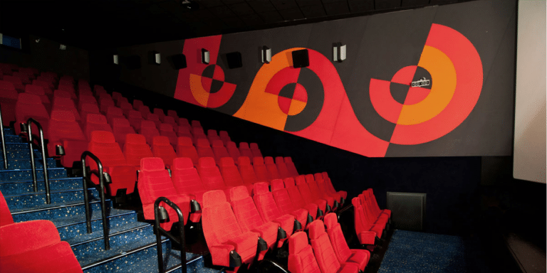 theater sound wall